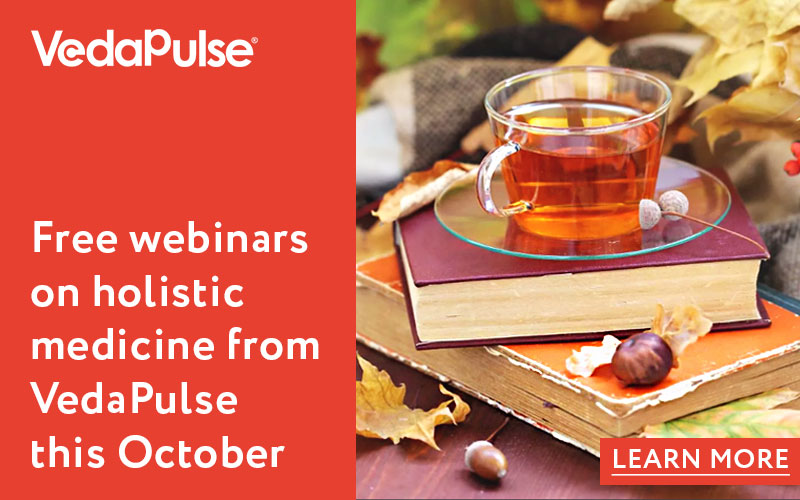 Free webinars on holistic medicine from VedaPulse